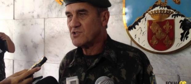 Comandante do Exército, Eduardo Villas Bôas (Foto: Reprodução)