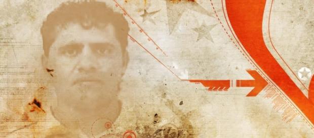 """""""El Ojos"""", líder del cártel de Tláhuac (foto de La Silla Rota)"""