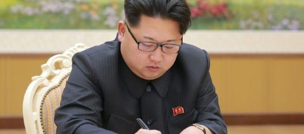 Il dittatore nordcoreano Kim Jong-un, sempre nell'occhio del ciclone