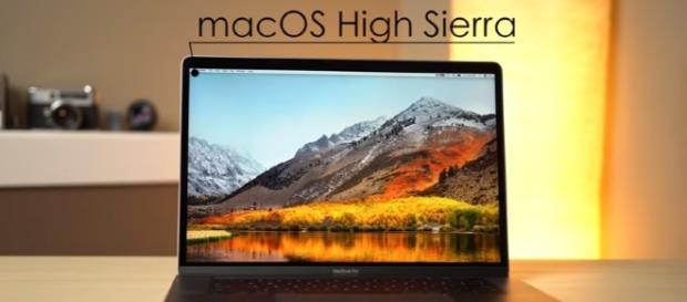 macOS High Sierra - YouTube/AppleInsider Channel