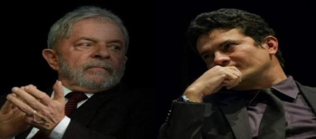 Moro divulgou sentença do ex-presidente Lula