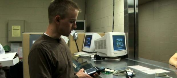 Most computer engineers prefer casual clothing over business attire. Photo via Pennsylvania College of Technology, YouTube.
