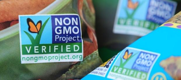 Non-GMO project label - Image via NPR