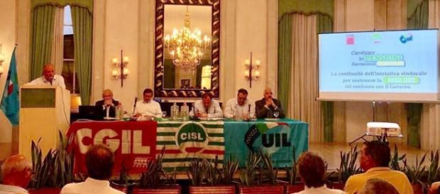 Pensioni, parla Ghiselli all'Attivo unitario di oggi 13 luglio