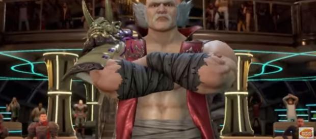 """Tekken 7"" producer Katsuhiro Harada is coming to San Diego Comic-Con next week. (Bandai Namco America/YouTube)"