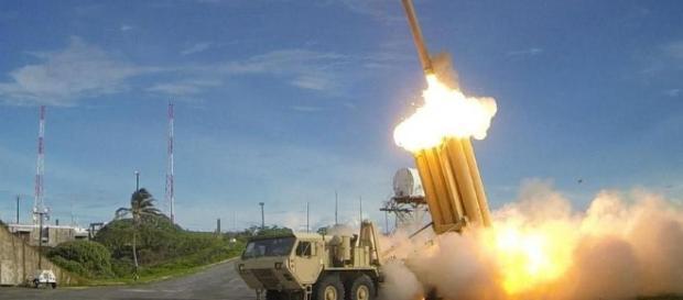 THAAD intercepts target in missile defense test - UPI.com - upi.com