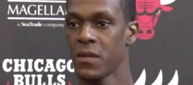The Pelicans and Rondo are negotiating about a potential one-year contract -- Basketball&More via YouTube