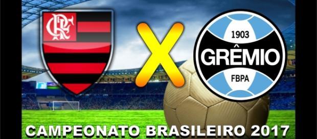 Tudo sobre o jogo entre Flamengo e Grêmio pela 13ª rodada do Brasileirão. ( Imagem: Google)