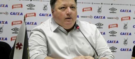 Anderson Barros é o grente de futebol do Vasco. ( Foto: Google)