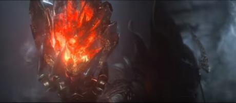 "Blizzard's latest clue hints the development of ""Diablo 4."" Diablo/YouTube"