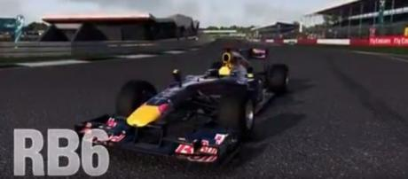 'F1 2017' Silver Short gameplay Youtube screengrab