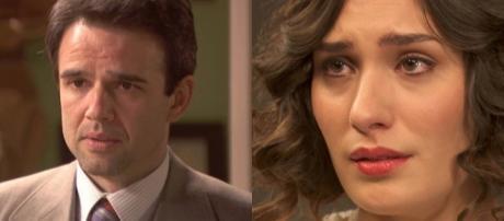 Il Segreto, anticipazioni: Carmelo sindaco, Camila malata come Ines?