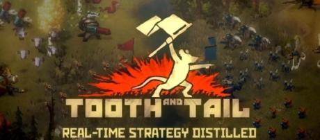 Tooth and Tail trailer. - Pocketwatch Games/YouTube