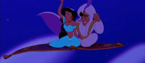 'Aladdin' is about to take us on a magic carpet ride. (via NicoleRey/Youtube)