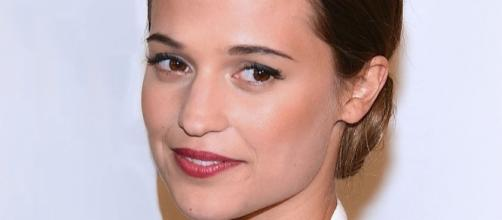 Alicia Vikander will play as Lara Croft in 'Tomb Raider' reboot. (Wikimedia/Frankie Fouganthin)
