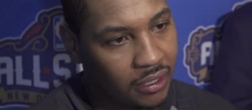 Carmelo Anthony is determined to leave the Knicks and join the Rockets – NBALife via YouTube