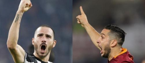 Da Bonucci a Manolas: la Juve cambia in difesa? - corrieredellosport.it