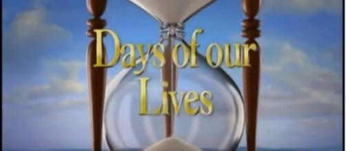 Days of our Lives on NBC. (Image via YouTube screengrab)