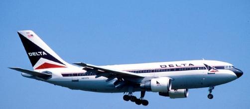 Delta Air Lines Airbus A310-221 (Image credit - Aero Icarus - Wikimedia)