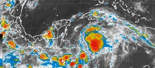 "Depresión 7 evoluciona a tormenta tropical ""Franklin"" | El Diario ... - eldiariodechihuahua.mx"
