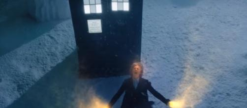 Doctor Who [ Image From Doctor Who | YouTube Screenshot]
