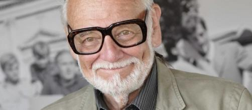 George Romero defined zombie-genre stories before 'The Walking Dead'. / from 'Wikimedia Commons' - commons.wikimedia.org