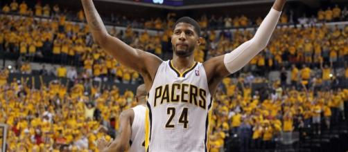 Golden State Warriors almost traded for Paul George - Photo: YouTube screen cap