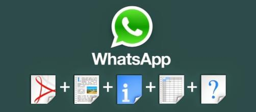How to Share Any Format Files APK, PDF, ZIP with Whatsapp Groups ... - prophethacker.com