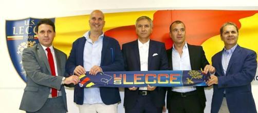 Il Lecce punta ad acquistare un regista.