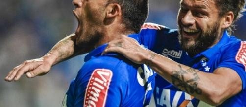 Inter sonha com atacante do Cruzeiro (Foto: Washington Alves/Light Press/Cruzeiro)