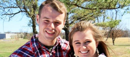 Joseph Duggar and Kendra Caldwell from social network