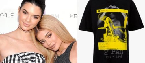 Kendall and Kylie Jenner say they only sold two of their Tupac shirt - Image via New York Times -- Flickr