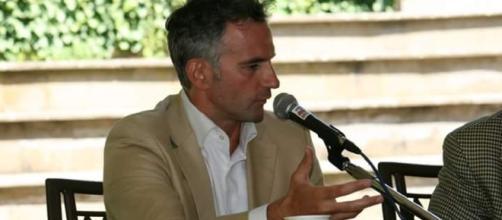 L'autore Francesco M. Passaro a Fiuggi