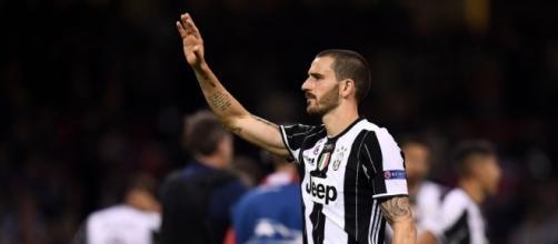 Leonardo Bonucci è ufficialmente un nuovo giocatore del Milan
