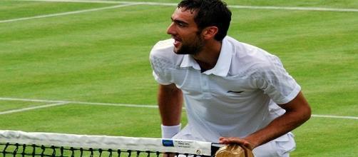 Marin Cilic during 2013 Wimbledon/ Photo: Carine06 via Flickr CC BY-SA 2.0