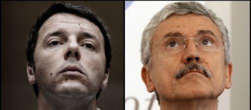 Massimo D'Alema critica duramente Matteo Renzi