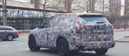 New 2018 BMW X5 Prototype / Erlkönig in Copenhagen - Pro-Street.dk Pro-Street.dk/Youtube