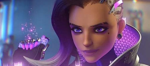 'Overwatch' hero Sombra slipping back into the shadows (image source: YouTube/GameCin)