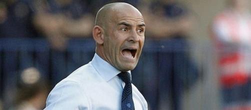 Paco Jemez motiva a jugadores del Cruz Azul