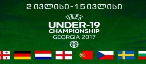 Portugal e Inglaterra jogam a final do Europeu de sub-19