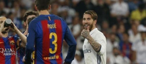 Real Madrid: Piqué se lâche sur Sergio Ramos!