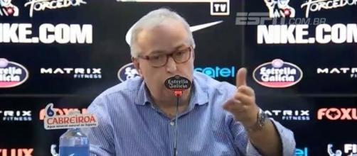 Roberto de Andrade abre o jogo e fala sobre reforços, saídas e patrocínio