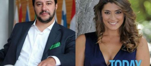 Salvini, il post malinconico prima del tradimento della Isoardi ... - today.it