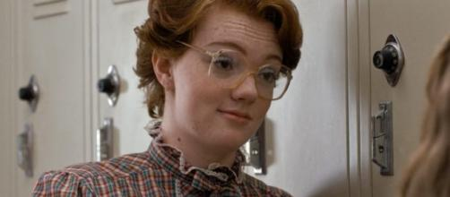 Shannon Purser's Emmy nomination was indeed justice for Barb. - YouTube/Netflix
