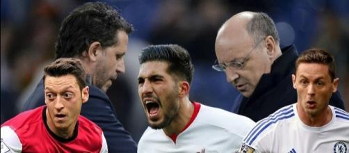tre top player per il centrocampo della Juventus, ecco il favorito