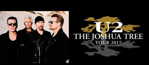 """U2, il """"Joshua Tree Tour 2017"""" domani alle 21 a Roma"""