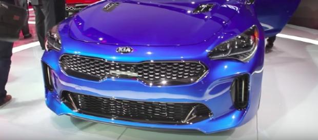 2018 Kia Stinger GT Close-Up Look and Thoughts! Matt Maran Motoring/Youtube