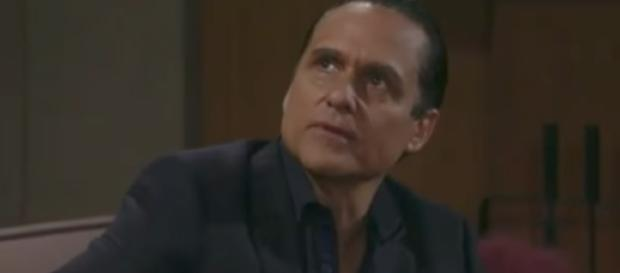 A character from Sonny Corinthos' past is set to make a return to Port Charles in the future. [Image via General Hospital Preview/YouTube]