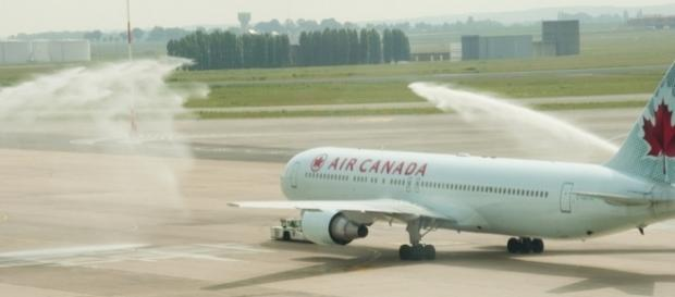 Air Canada flight averts disaster/Photo via Brussels Airport, Flickr