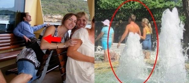Algumas imagens enganam e para entender você terá que olhar no mínimo duas vezes. ( Foto: Reprodução )